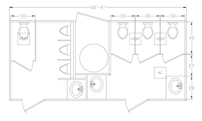Public Bathroom Dimensions Used Mobile Restroom Trailer Black Tie Products Black Tie Products