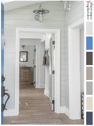 modern cottage combination colors interior colors and french blue