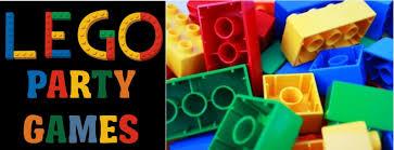 fun lego birthday party theme games