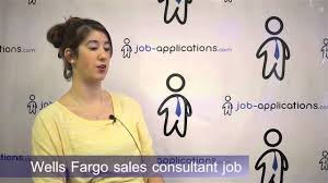 Chase Bank Teller Job Application Wells Fargo Interview Sales Consultant Youtube