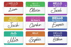 word name tag template sticky name tag templates blank matching avery insert numbers