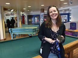 Seeking Renewed Residents Politicians Seek Renewal Of Aging Community Centre