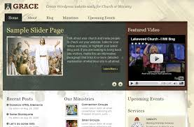 wordpress templates for websites best wordpress church themes wp themes for christians