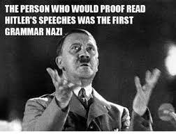 Grammer Nazi Meme - 25 best memes about grammar nazi grammar nazi memes