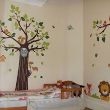 Jungle Wallpaper Kids Room by Baby Room Decorating Ideas Jungle Theme Bedroom And Living Room
