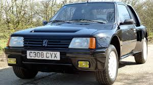 peugeot 205 motor1 legends peugeot 205 t16 motor1 com photos