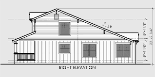 craftsman floor plans craftsman duplex house plans bungalow duplex house plans d 447