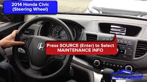 service due soon a12 honda civic 2014 honda civic light reset service light reset