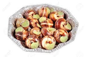 cuisiner les escargots de bourgogne escargots de bourgogne au beurre d ail cuisine française banque