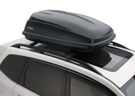 Subaru Forester 2014 Roof Rack by Subaru Cargo Box E361sag200 Ebay