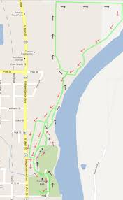 Oregon Trail Maps by Running Trails And Walking Paths The City Of Independence Oregon
