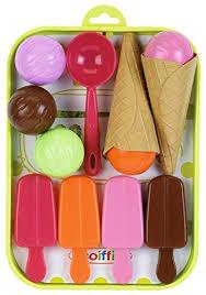 jouer a cuisiner ecoiffier 984 jeu d imitation cuisine plateau glaces pour