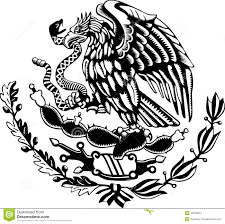Mecican Flag Mexican Flag Eagle Drawing Artcommission Me