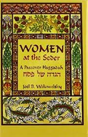 a passover haggadah religion book review women at the seder a passover haggadah by