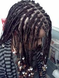 rainbow box braids with beads hair pinterest box braids
