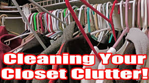 cleaning closet clutter life hack easy everyday solutions
