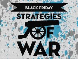 target amarillo black friday 5 black friday strategies of war