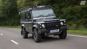 land rover defender 2015 interior 2015 land rover defender adventure first review auto trader uk