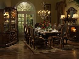 Kincaid Tuscano Dining Room Set Cortina Extendable Dining Room Set From Aico Coleman Furniture