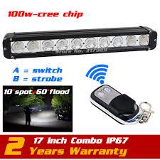 Atv Led Light Bar by Online Get Cheap Wireless Light Bar Aliexpress Com Alibaba Group