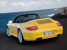 2009 porsche 911 cabriolet 2009 porsche 911 s coupe convertible