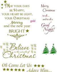 simple card sayings lights card and decore
