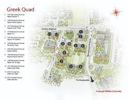 greek quad housing services carnegie mellon university
