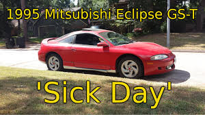 mitsubishi eclipse 1995 custom 1995 mitsubishi eclipse gs t u0027sick day u0027 walkaround youtube