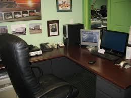 Organized Office Desk The Organized Connection De Clutter