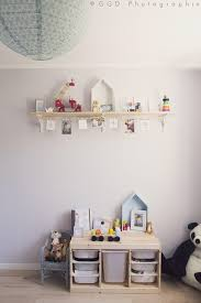 étagère chambre bébé etagere pour chambre bebe etagre murale 3 niveaux en bois flexa