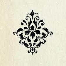 rococo ornament modern antoinette rococo