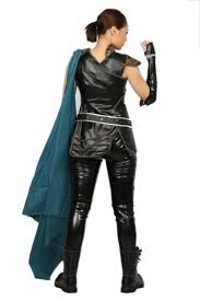 thor halloween costume xcoser free shipping thor ragnarok valkyrie cosplay costume the
