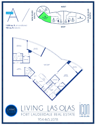 icon las olas floor plans icon las olas