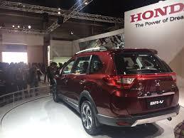 Honda Civic India Interior Honda Brv India Prices Review Specifications Mileage Images