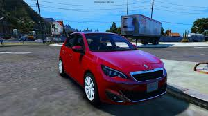 peugeot indonesia peugeot 308 add on replace gta5 mods com