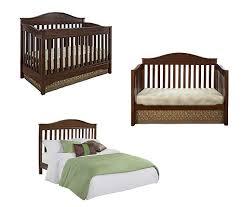 Eddie Bauer Bedroom Furniture by Amazon Eddie Bauer Langley Crib Walnut 136 26 With 100 Off