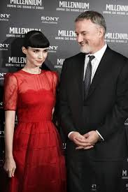 david fincher and rooney mara photos photos the premiere
