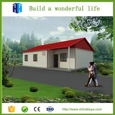 heya superior quality small cheap china wpc prefab houses