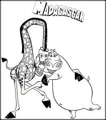penguins madagascar coloring pages 28 images printable