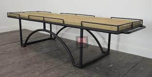 Table Repas Style Industriel by Table Design Bois Et Metal U2013 Myqto Com