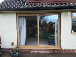 Fitting Patio Doors How To Install A Sliding Patio Door In Brick Wall Glass An