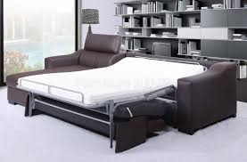 furniture leather sectional pull out sleeper sofa with chaise