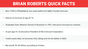 What Are The Cable Companies In My Area by Comcast Ceo Brian Roberts Interview Business Insider