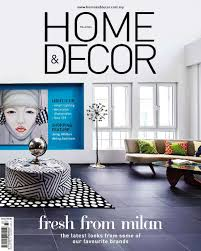 home u0026 decor malaysia magazine july 2016 scoop