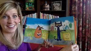 pete the cat halloween pete the cat five little pumpkins by james dean youtube