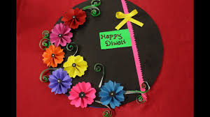 Card Making For Children - easy diwali card making ideas 2017 diwali greeting card making