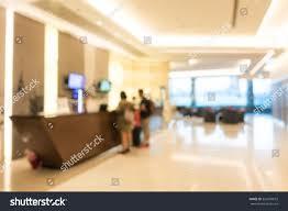 abstract blur beautiful luxury hotel lobby stock photo 526099672
