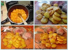 que cuisiner avec des carottes carotte glacé au miel recette québécoise nanou est en cuisine
