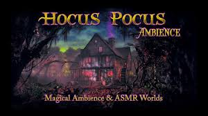 hocus pocus ambience witch house asmr animated halloween