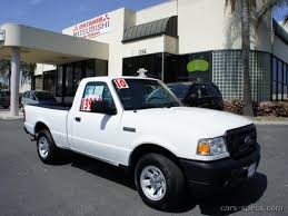 ford ranger mpg 2000 2000 ford ranger regular cab specifications pictures prices